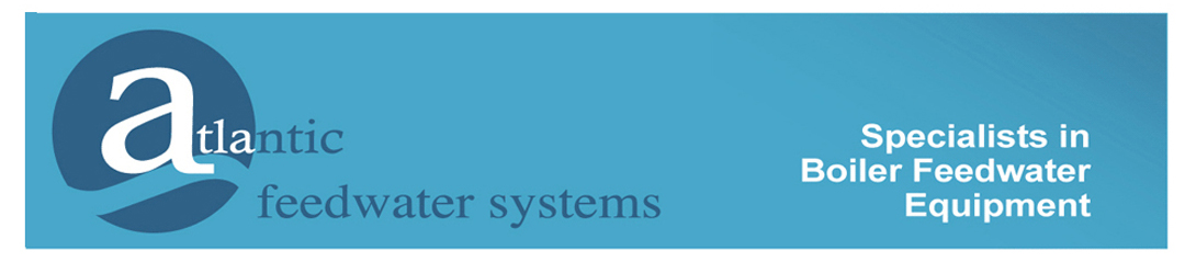 Atlantic Feedwater Systems, Inc. | Specialists in Economical Boiler Feedwater Systems Logo
